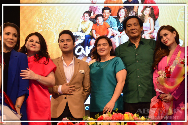 PHOTOS: Pamilya Ko Grand MediaCon