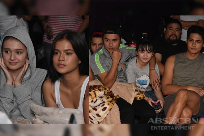 IN PHOTOS: Pamilya Ko stars, sabay-sabay na pinanood ang #MabungaAngPamilyaKo