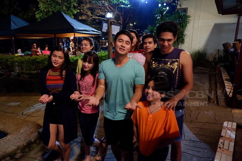 Behind-The-Scenes: Pasilip sa naganap na kaarawan ni Luz sa Pamilya Ko