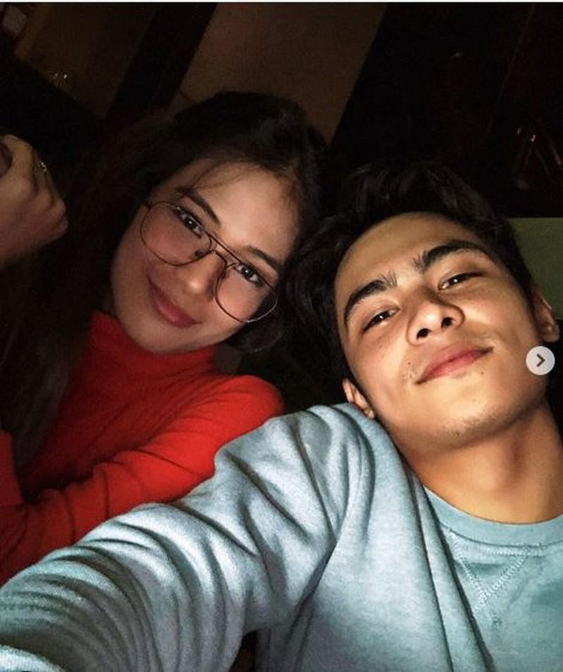 bagong umaga kiko Estrada girlfriend former girltrend member devon seron