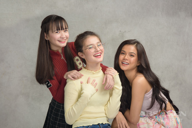 Mabunga Sisters Maris, Kira, and Mutya prove acting brilliance in TV roles